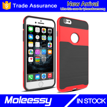 Unique customize shockproof wholesale unbreakable waterproof cell phone case for iPhone 6 plus