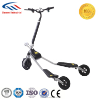 fashion style hot 360 degree rotating electric drift 3 wheel for kids