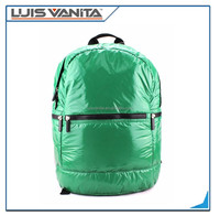 Green waterproof laptop backpack,bag backpack manufacturers china price