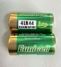 4lr44 6 volt dry cell battery