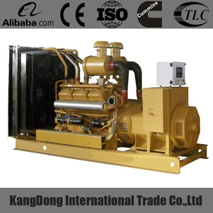 Chinese brand CE approved 450KW shangchai diesel generator