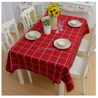 hand knitting table cloth with laces embroidery tablecloth