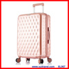 China Factory Newest hard shell abs trolley luggage