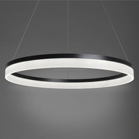 Modern Design Round 3 Ring LED