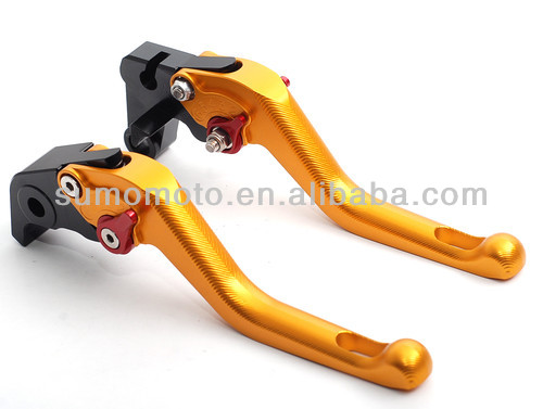 Motorcycle brake lever clutch lever Folding Adjustable for Yamaha HONDA BMW SUZUKI Kawasaki Aprilia KTM