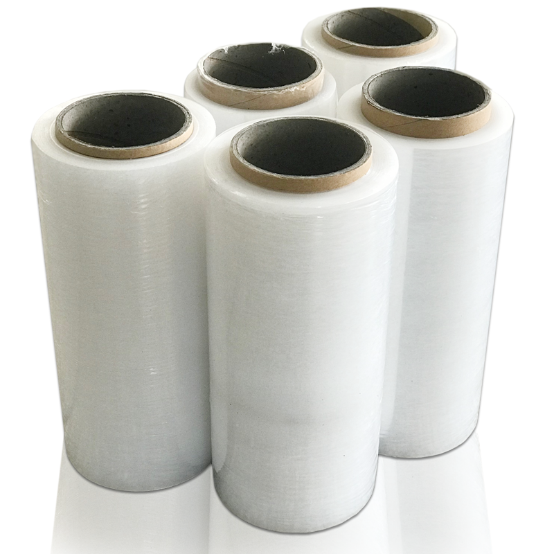 17 micron x 100 mm x 250 m Mini Bundling Wrap Stretch <strong>Film</strong>