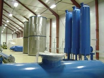 Biodiesel Plastic Production Tanks