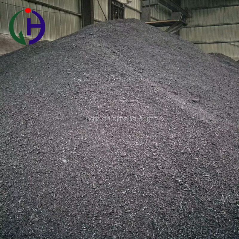 Softening Point 120-130 Modified Coal Tar Pitch Used For Magnesia Carbon Brick