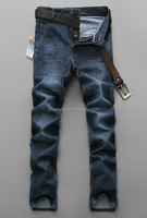 New Collection High Quality Fashion Casual Jeans Denim Trousers For Men