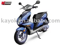 50cc scooter, Gasoline Scooter KM50QT-7