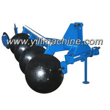 2013 New types of round pipe disc plow for best price