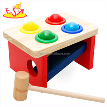 wholesale colorful children wooden diy toy hot sale baby wooden diy toy W11G023