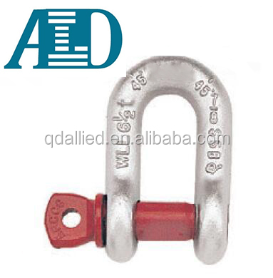 G-210 S-210 Screw Pin Shackles