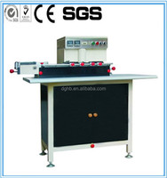 Mylar tabbing lamination index machine