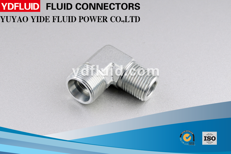 90 degree elbow galvanized pipe fitting steel pipe fitting