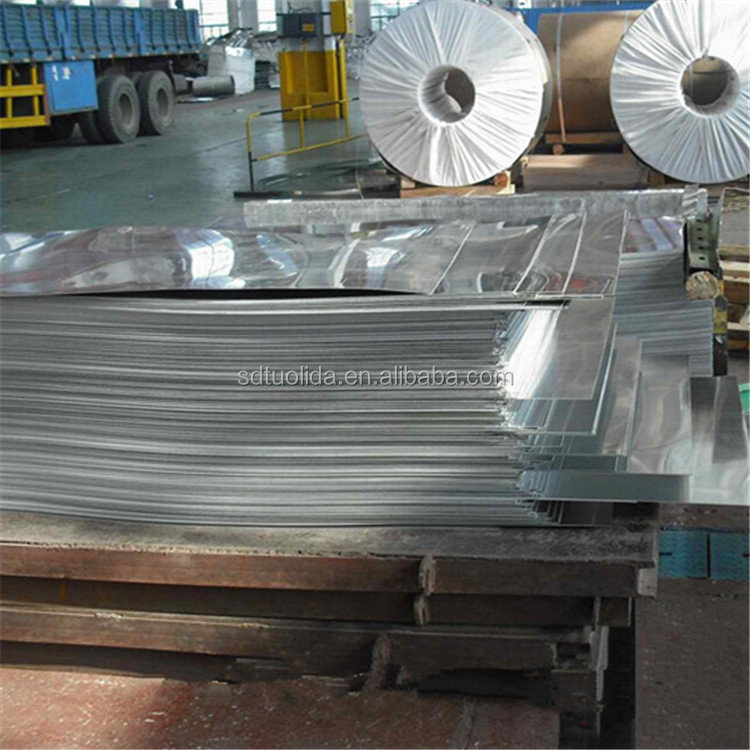 1100 3003 5052 5754 6061 7075 Alloy aluminium sheet