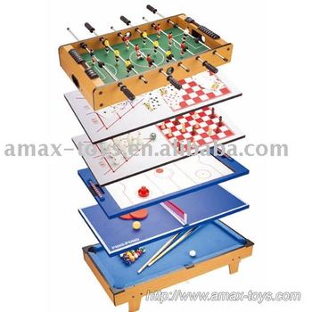 stg-207-8 multifunction table game, Soccer Table,game table