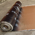 APP Modified Bitumen Waterproof Membrane Finished Aluminium Film