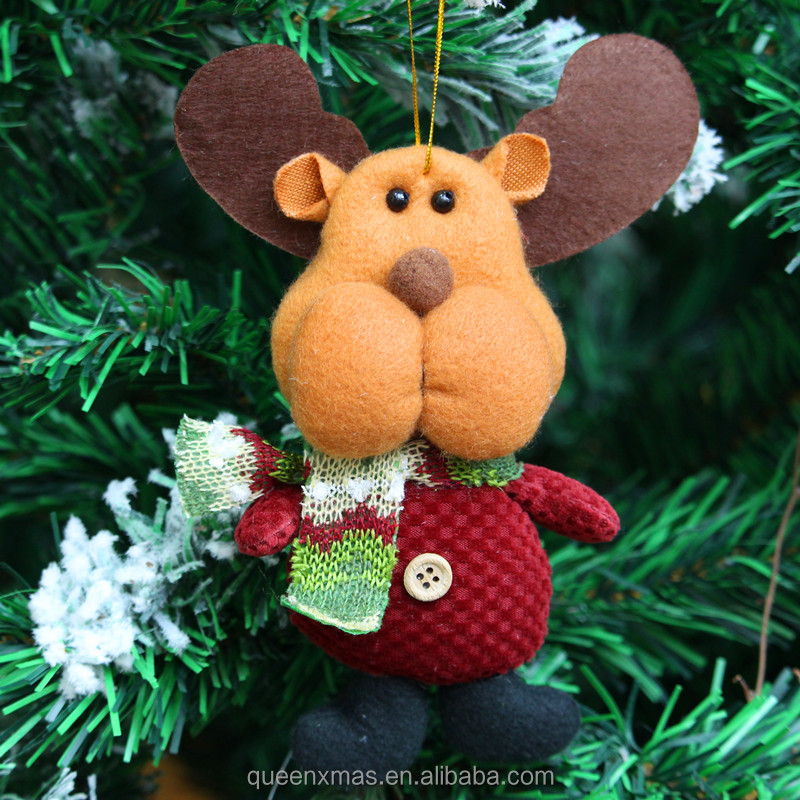 Professional wholesale Handmade christmas hanging ornament