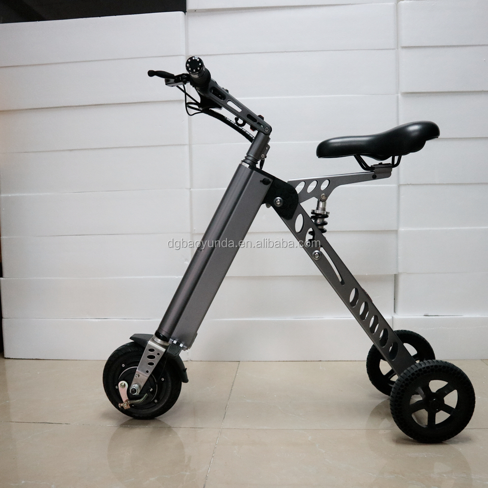 young people like most folding <strong>mini</strong> 3 wheel electric scooter motorcycle