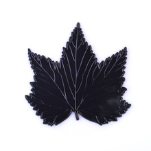 Cool maple leaf sticky gel pad car accessories for women