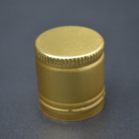 Wholesale Whisky/Brandy Liquor Bottle Cap, Wine Bottle Metal Screw Cap Made in China