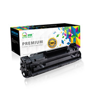 Alibaba stock price toner cartridge CB435A 36A 85A universal toners for HP printer cartridges
