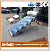 Hot sale Stainless steel Low pressure Solar Water Heater System
