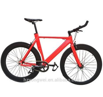 higher grade 700c colorful fixie bike in bright color