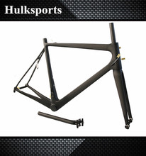 Only 790g!!!di2 bicycle frame 700C road bike frame Super light carbon frame for racing bicycle