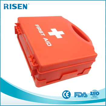 New Style Plastic Wall Mounted First Aid Box ABS or PP material plastic first aid box