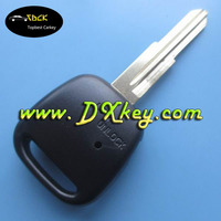 High quality one side button car key covers for Toyota key Toy41 Toyota key cover