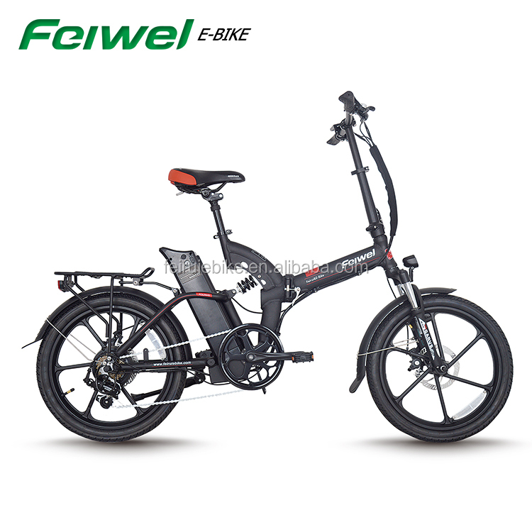 36V 200-250W new folding electric bike with <strong>ce</strong>/ 20' fat tire electric folding bicycle/ cheap foldable e-bike