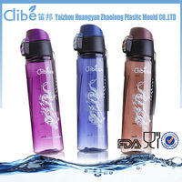 Safety Material Made Good Capacity New Model High Quality Plastic Sport Bottle