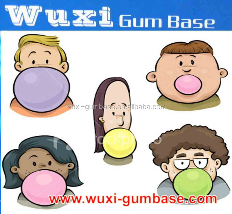 Sticky sticky bazooka bubble gum factory Chinese tattoo bubble gum
