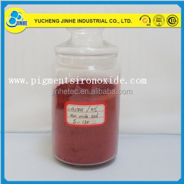 Iron Oxide Red S130