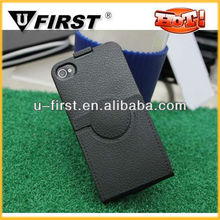for iphone 4 business style rotation cellphone case