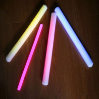 Wholesale party supplies led foam glow sticks