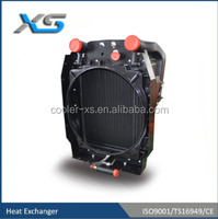 customized three in one agricultural machinery cooler