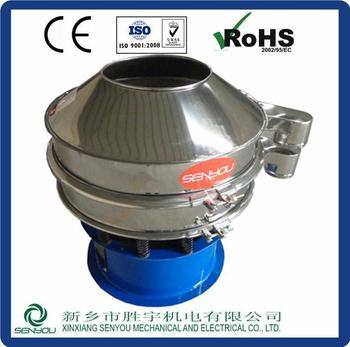 Grain particles sieving vibration screen grader