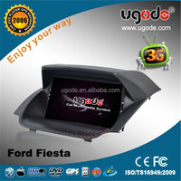 7 Inch in Dash Car DVD Player for Ford Fiesta with Bluetooth GPS Radio