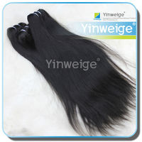 cheap dip dye red indian remy hair weave