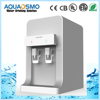 Hot and cold POU Water Dispenser with QIANJIANG compressor