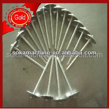 Hot Sale Galvanized Roofing Nails With Smooth Shank Common Wire Nails On Sale On Sale Clavos & Clous Good Quality Clous Factory