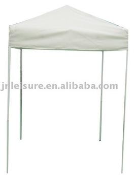 small white aluminum pop up tent buy pop up tent instant. Black Bedroom Furniture Sets. Home Design Ideas