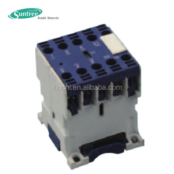 Professional 3 PHASE AC contactor yueqing high quality SLC1 Series 3 phase contactor