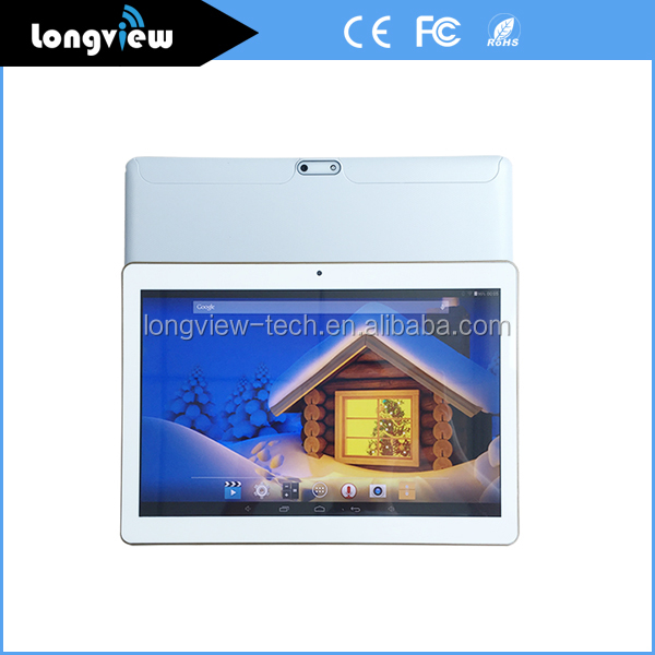 New arrival tablet 10 inch 1280*800 IPS WiFi Quad core 1GB 16GB Tablet PC