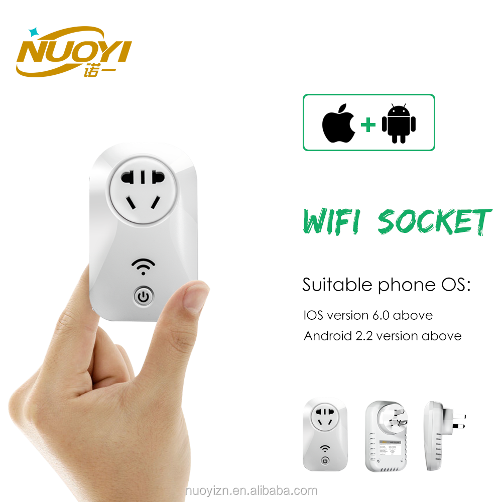Bottom Price Hotsell WIfI Smart Extension Switched Socket