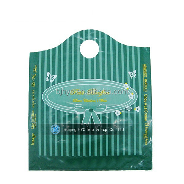Hot sale large plastic shopping bag