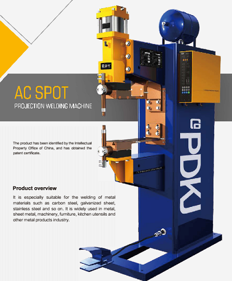 AC spot projection welding machine spot welder multi-spot welder